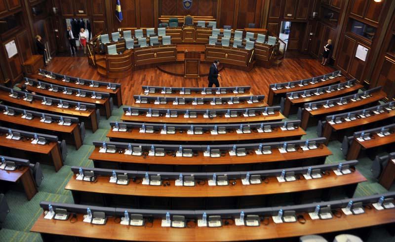 Kosova Meclisi Açılırken, Hükümet Belirsizliği