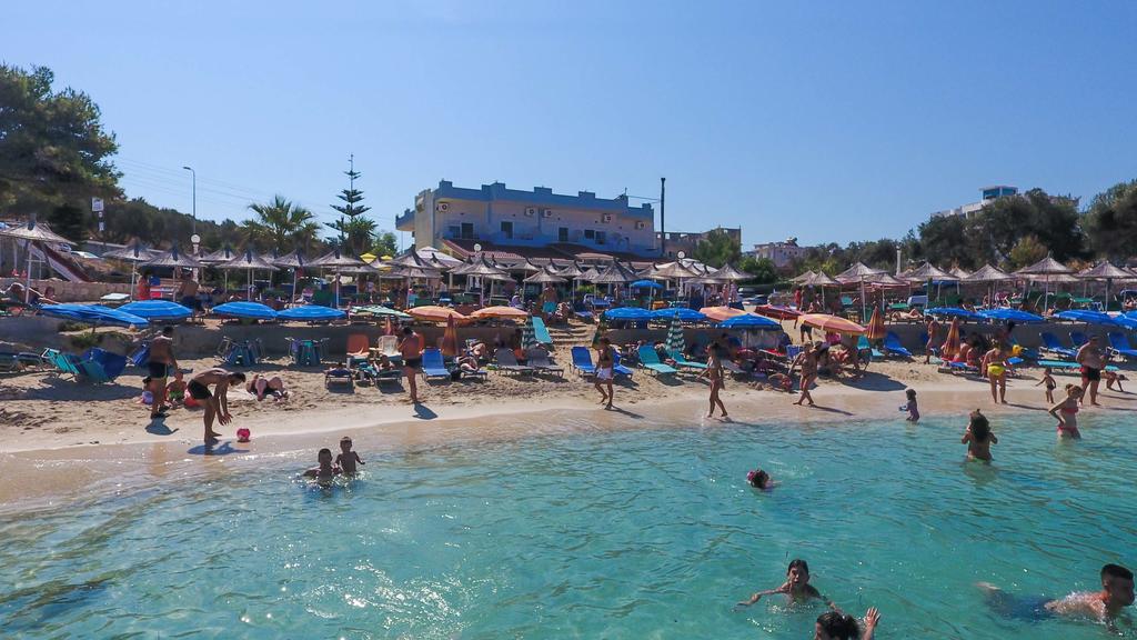 Ksamil Sahilinde Önlemler Artırıldı