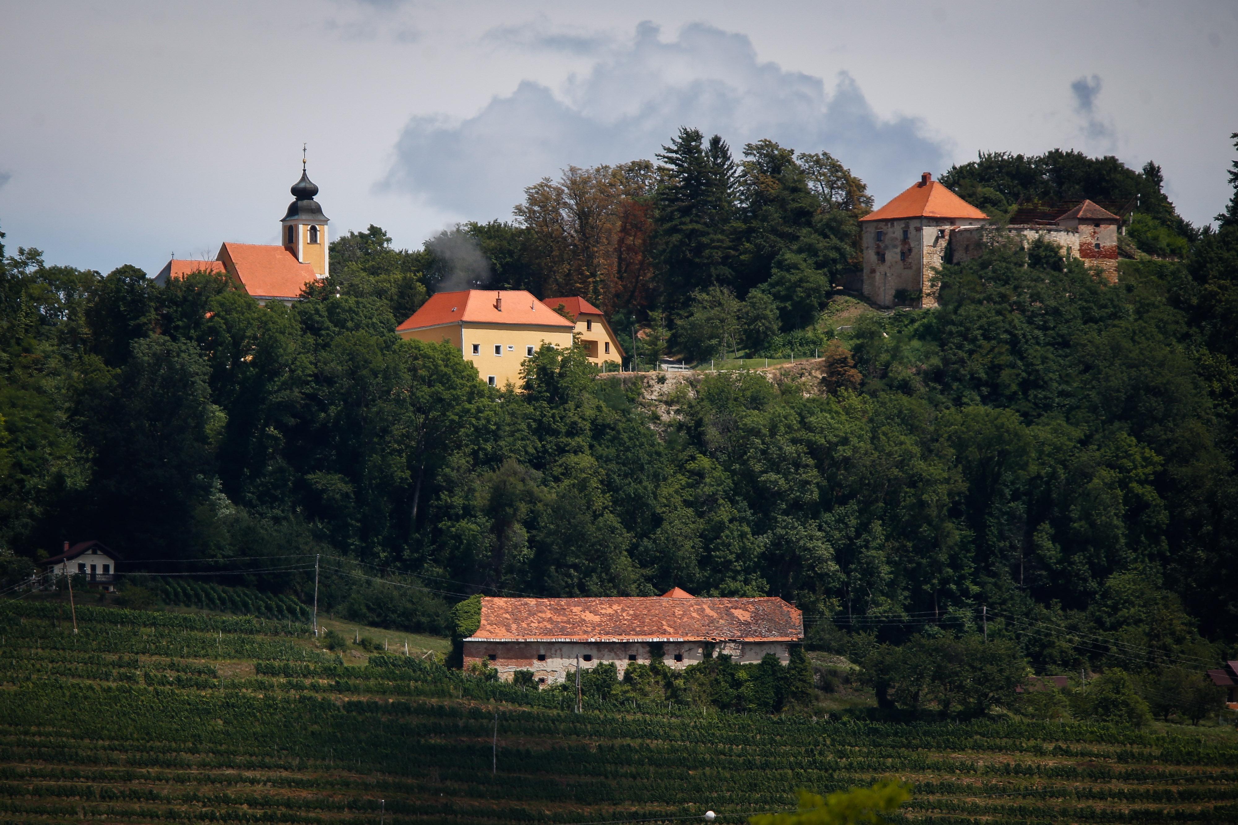 Slovenya'da 2. Dünya Savaşından Patlamamış Bomba Bulundu