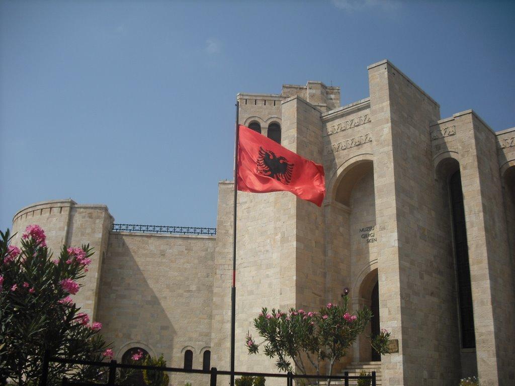 """İskenderbey'in Kartal Yuvası; """"Kruja Kalesi"""""""