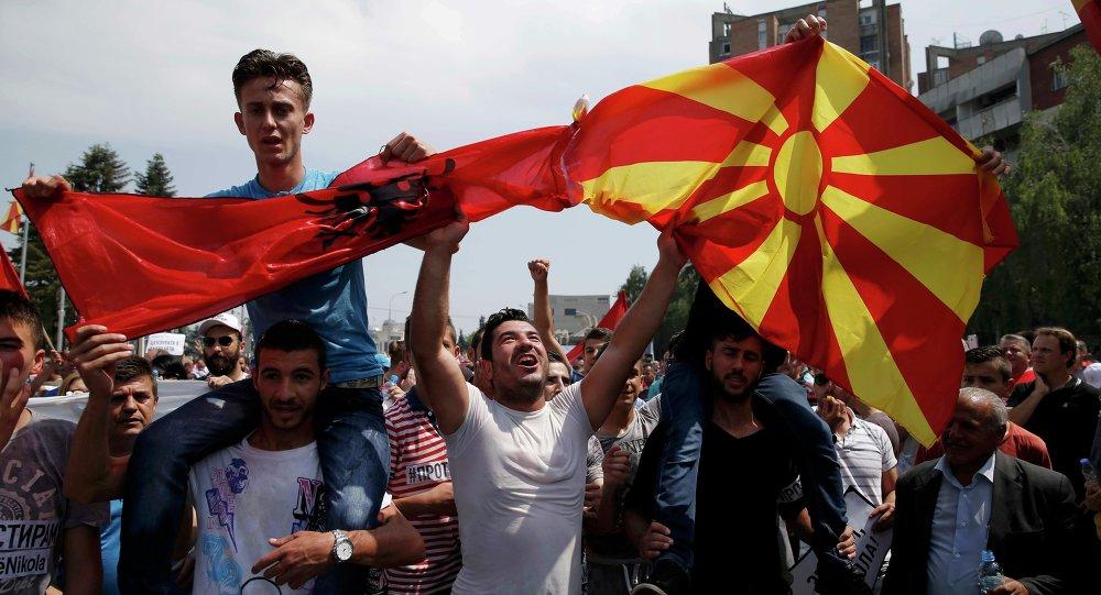 Makedonya'da Yerel Seçimler 15 Ekim'de