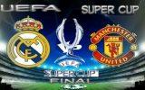 Real Madrid ve Manchester United, Üsküp'te