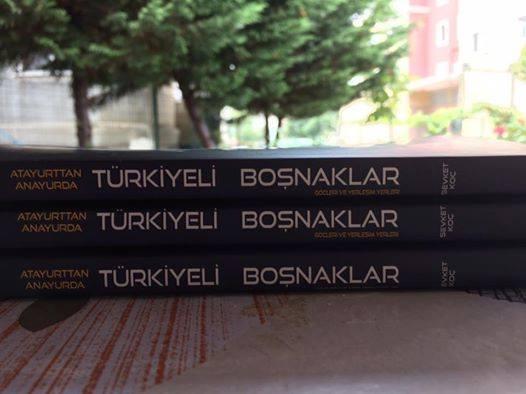 Türkiyede Yaşayan Boşnakları Anlatan Kitap Çıktı!!!