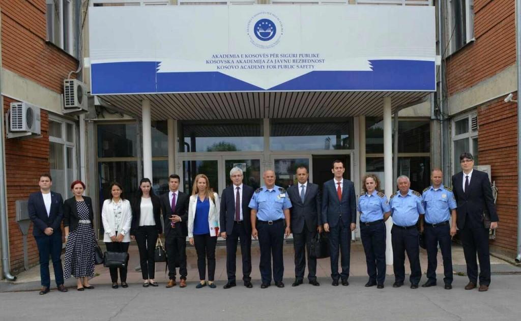 TİKA'dan Kosova Polisine Eğitim