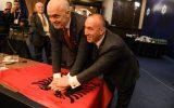 Rama: 2025'e kadar ya AB ya Büyük Arnavutluk
