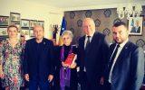Kosova Büyükelçiliğine Özel Ziyaretçi