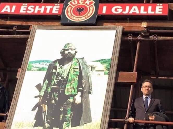 Ulusun Elçisi, Bora Zukali UÇK'ya yönelik karalamaları kınadı.
