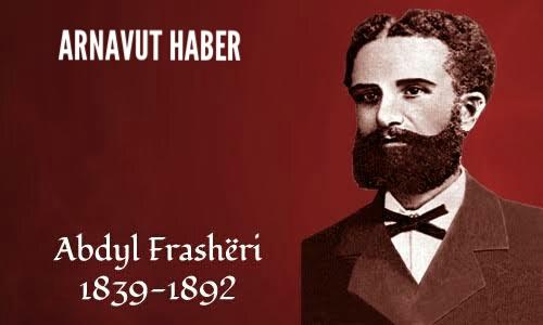 Vatansever Abdyl (Abdül) Frasheri