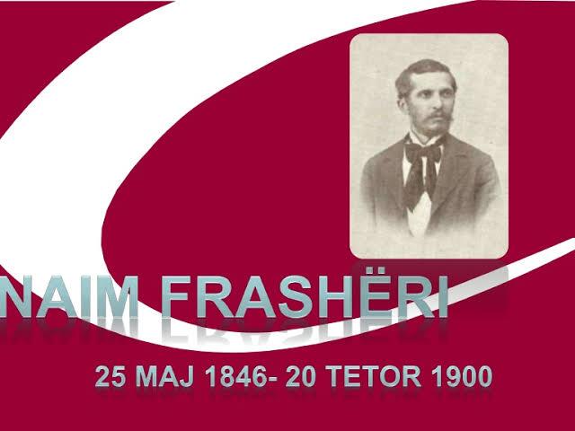 Naim Frashëri  (1846-1900)