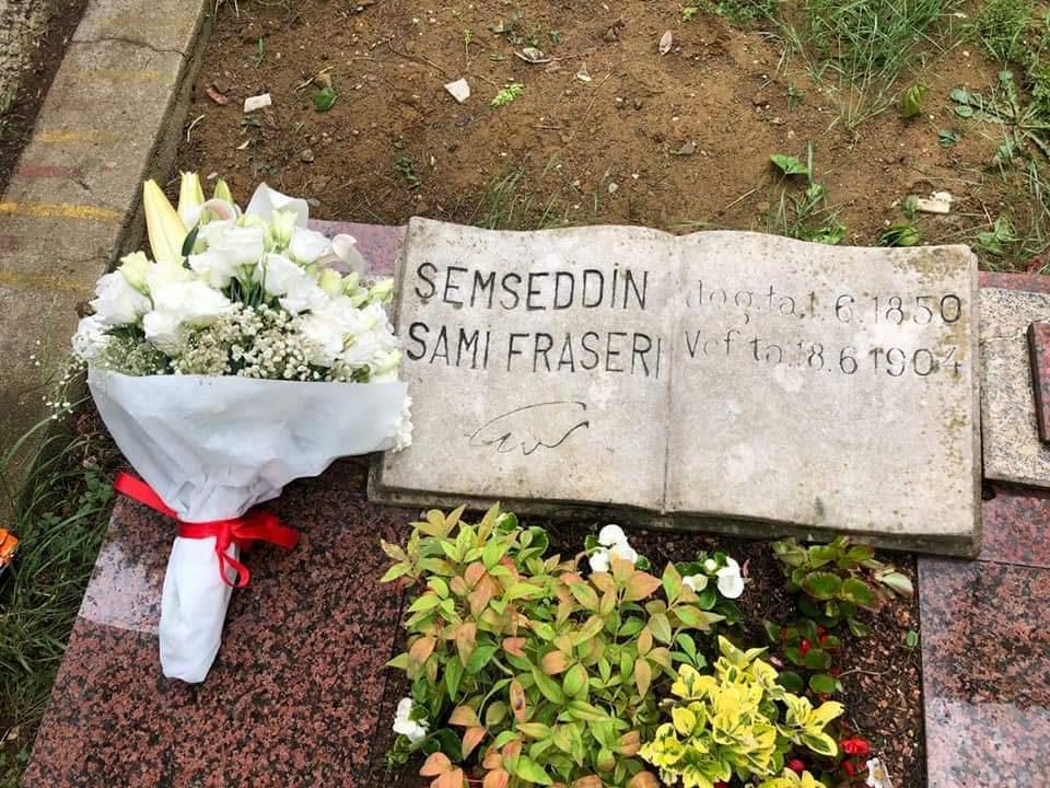 Şemsettin Sami İstanbul'da Anıldı