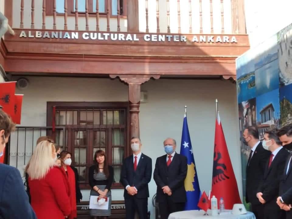 28 Kasım Ankara'da Kutlandı