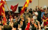 Darbecilere Makedonya'da Ceza Yağdı
