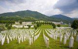 Bosna Hersek'te ibre adalet tarafına döndü.
