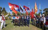 İzmir'de 'Balkan Kardeşliği' Festivali