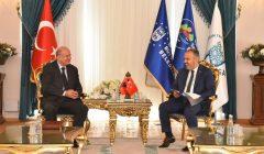 Büyükelçi Robo, Bursa'yı ziyaret etti.