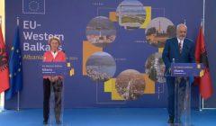 Von Der Leyen Batı Balkanları ziyaret ediyor.
